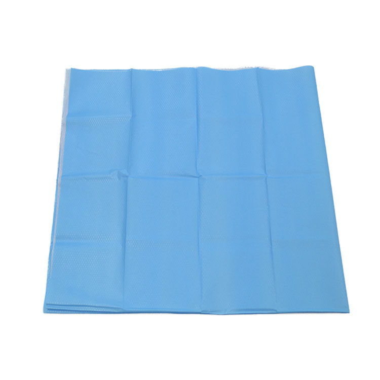 Blue EO Sterile Hospital Disposable Surgical Drapes