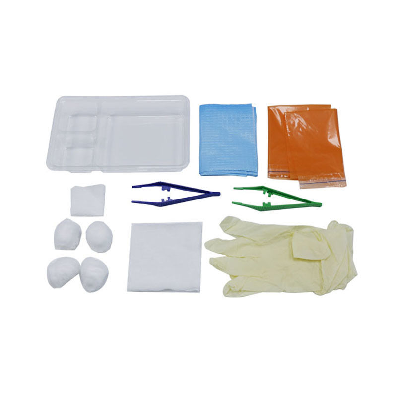 FDA Disposable Surgical Kits Lightweight Wrapping Surgical Packs