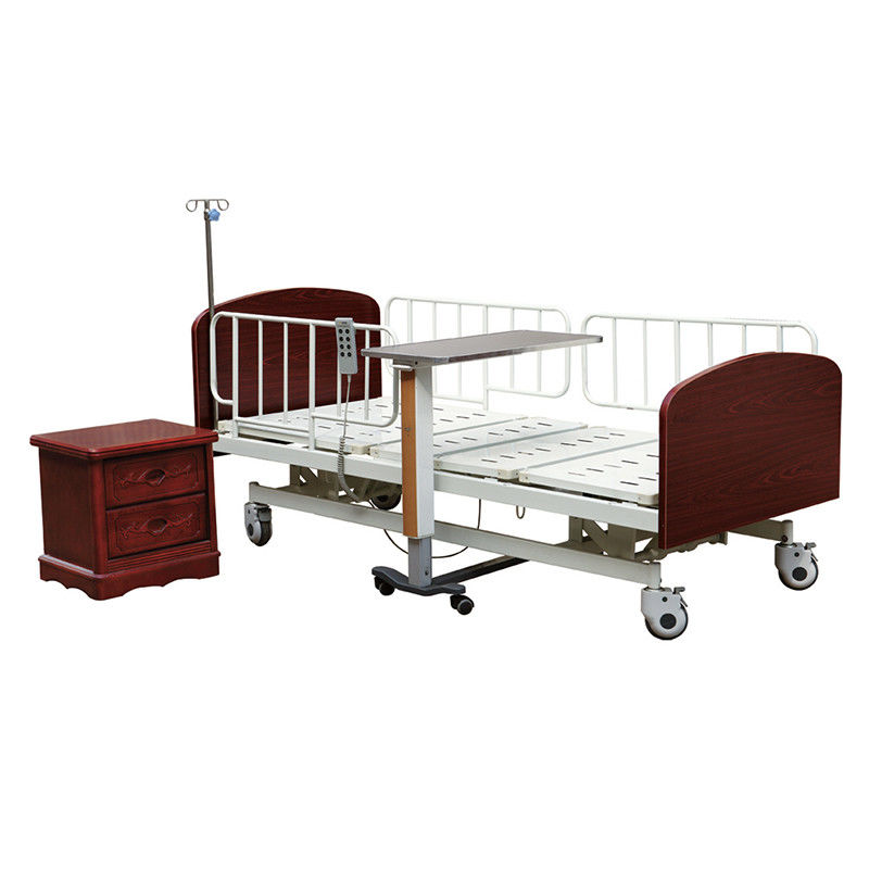 Powder Coated Detachable Full Electric Hospital Bed